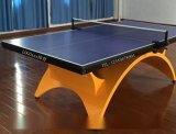 厂家生产黄色大彩虹乒乓球台,红色大彩虹乒乓球台