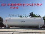 山西忻州液化天然气LNG加气站方案