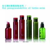 悠尚化妆品PET塑料包装瓶红石榴化妆水乳瓶爽肤水乳液瓶精华水包装瓶丝瓜水包装瓶水乳包装瓶日用品瓶