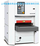 上海勉詹木工机械大板定厚砂光机R-RP700,宽带砂光机