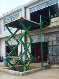 佛山鑫力 XLDP-B 固定式液壓升降貨梯
