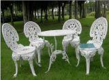 户外铸铁休闲桌椅