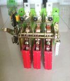 万能式空气框架断路器DW16-630A电磁式手动
