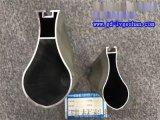 贵州铝圆管天花吊顶  铝合金凹槽管 铝圆管规格