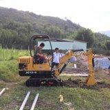 驭工YG15-9小型迷你挖掘机 农用小挖机