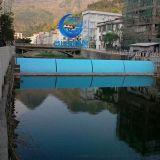 厂家直销 名川液压活动坝MC-GJ016 液压升降坝合页坝翻板坝橡胶坝拦河坝6*2cm