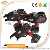 14.4VRT450锂电池钢筋捆扎机 智能芯片控制钢筋捆扎机