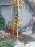 电线杆挖坑机价格