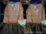 工厂供应灯条发光裙子 儿童表演演出光纤发光裙 led音乐闪光裙