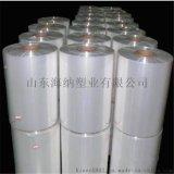 【山东海纳】工厂加工 POF热收缩膜/对折膜 可定做对折单片封边筒状不同尺寸