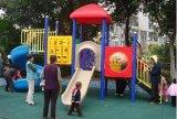 深圳兒童遊樂設施戶外組合滑梯安全地墊