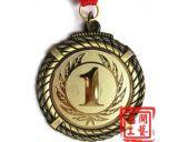 哪裏有運動會仿古銅質50獎牌定制