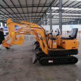小型挖掘機 新款800型號履帶挖掘機