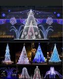 大型圣诞树套餐发光圣诞树美陈装饰厂家直销