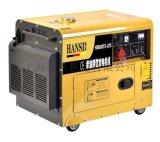 全自动5KW三相柴油发电机