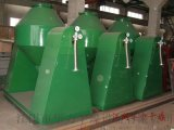 钙镁磷肥专用烘干机 钙镁磷肥干燥机 双锥回转真空干燥设备