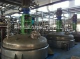 反应釜供应商 提供平台搭建及管道安装