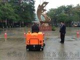 中国制造的保洁先锋扫地车