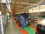 新能源汽車生產線客車變速器箱總裝線集放滾輪輸送線自動化流水線