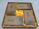安徽广印彩印厂家直销牛皮纸包装茶叶礼盒套装