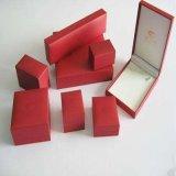 高档牛皮纸首饰包装彩盒手链项链戒指耳钉彩盒印刷可定制海绵