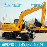 150轮式挖掘机 轮式挖掘机型号