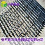 钢格板踏步板 钢格板尺寸 焊接钢格板