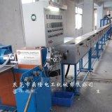 鼎隆机械单螺杆DL80型硅胶发热线挤出机
