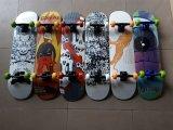 四輪滑板雙翹板公路刷街成人滑板兒童4輪專業楓木代步刷街滑板車