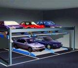 立体简易停车设备-立体停车升降平台-升降机济南天越供应