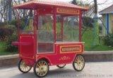 高档酒店景观售货车  户外园林售货车  商场户外小饰品售货车报价