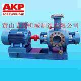 HW100-30雙螺杆瀝青輸送泵