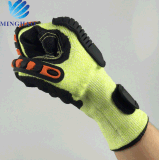 騎行機械防震手套手套