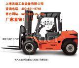5-7T内燃平衡重式柴油叉车
