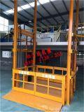 供应安达固定式升降机/液压升降平台/起重装卸升降货梯/车间货物举升机