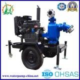 应急防汛排涝泵车 自吸式柴油机水泵 防洪排涝