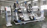 铝门窗加工 四头组角机价格 派克机器铝门窗四头立式数控挤角机