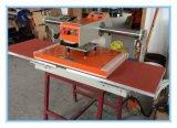 厂家直销印花厂加工设备压烫机40*60 气压毛衣热烫机40*60 上滑式气动双工位烫画机