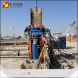 桩工机械-拔桩机SMW工法桩H型钢拔桩机