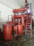 废机油提炼设备 废机油脱色处理新工艺 技术 免蒸馏免酸洗脱色