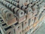 广州锤头可逆式破碎机锤头高铬合金双金属