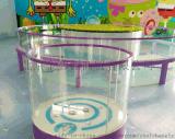 儿童亚克力透明玻璃游泳池