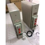 防爆电暖器 2KW 工业防水防爆电暖气 防爆取暖器 防爆暖风机