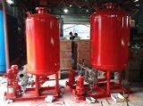 南宁消防给水设备 消防稳压罐 隔膜式气压罐