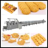 饼干生产加工机器 小型饼干生产线