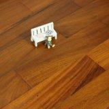 纽墩豆非洲柚木实木地板 特价厂家直销锁扣地热地暖木地板