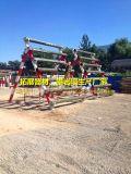 廠家供應部隊軍體拓展訓練器材設備-山地障礙賽