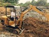 驭工YG15-8微小型挖掘机 果园用的挖机 农用小型挖掘机