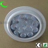 新款塑包铝PAR30 12W LED射灯 灯杯 不调光 外贸货源 LED工厂直销