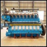 瓦斯气发电机组1500kw   常用电源发电机组设备